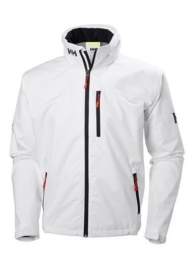 Helly Hansen Hh Crew Hooded Jacket Beyaz